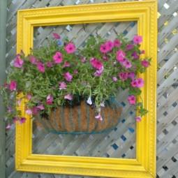 Make a floral planter a piece of 3d garden art.jpg