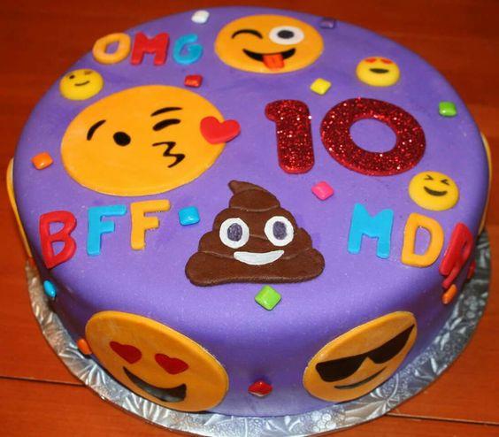 Lustige Emoji Torten D Nettetipps De