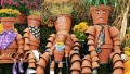 9b01f416cd34372938eef55ee50cdb75 clay pot people flower pot people 1.jpg