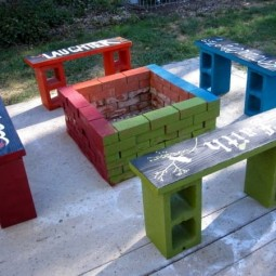 Diy cinder block bench small benches firepit patio furniture ideas.jpg