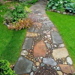 Fun Garden Path