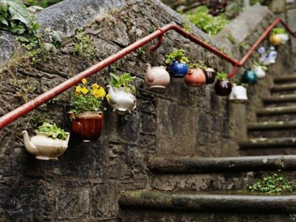 Süße Gartendeko Ideen :)