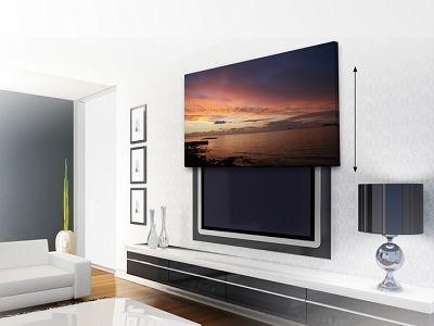den richtigen platz f r fernseher finden. Black Bedroom Furniture Sets. Home Design Ideas