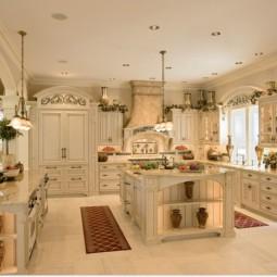Outstanding french white kitchen design 1.jpg