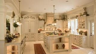 Outstanding french white kitchen design.jpg