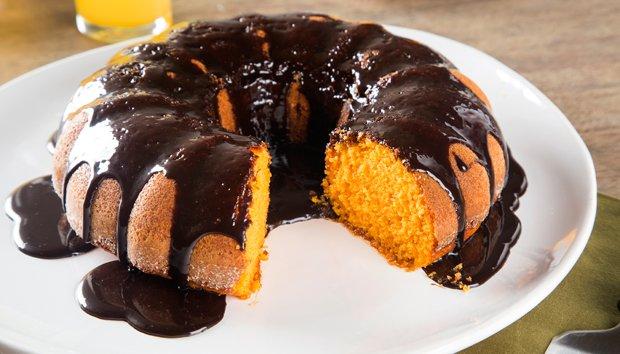 Einfacher Susser Karottenkuchen Nettetipps De