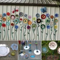 Upcycling Garten diy upcycling deko für garten nettetipps de