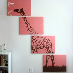 20 breathtaking wall art diy ideas 4.jpg