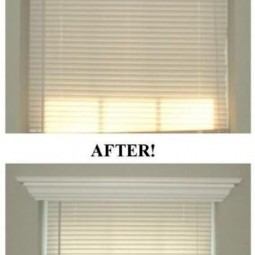 6. add molding andor trim to your windows 27 easy remodeling projects that will completely transform your home.jpg