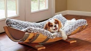 98976cca3906db389405f81f71e471d7 cool dog beds doggie beds 1.jpg