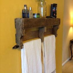 Handtücher Organisieren