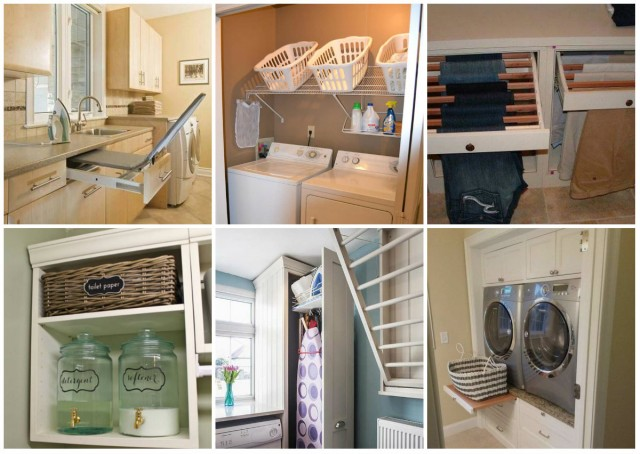 Waschküche Einrichten kleine waschküche effektiv einrichten nettetipps de