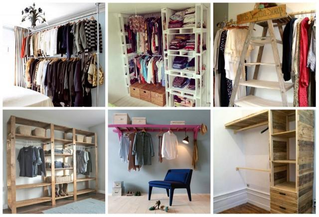 g nstige diy kleiderschr nke und kleiderst nder. Black Bedroom Furniture Sets. Home Design Ideas