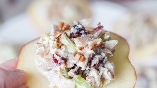 Cranberry chicken salad on apple slices 4 683x1024.jpg