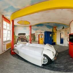 Creative inspiring modern car bedroom interior designs ideas dream bedroom 10.jpg