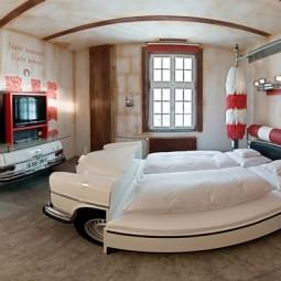 Creative inspiring modern car bedroom interior designs ideas dream bedroom 12.jpg