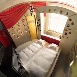 Creative inspiring modern car bedroom interior designs ideas dream bedroom 14.jpg