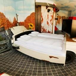 Creative inspiring modern car bedroom interior designs ideas dream bedroom 15.jpg