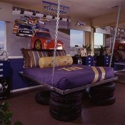 Creative inspiring modern car bedroom interior designs ideas dream bedroom 4.jpg