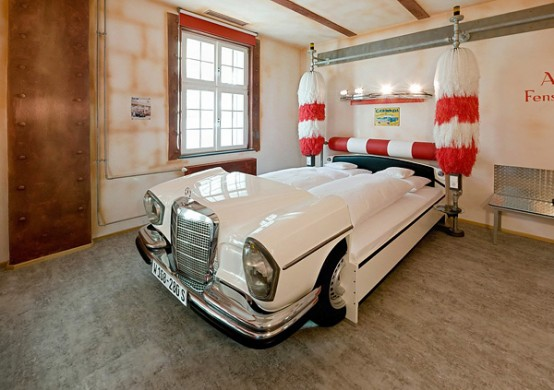 Creative inspiring modern car bedroom interior designs ideas dream bedroom 7.jpg