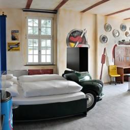 Creative inspiring modern car bedroom interior designs ideas dream bedroom 8.jpg