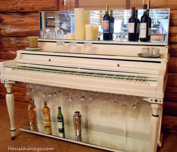 Altes Klavier Upcyclen Nettetipps De
