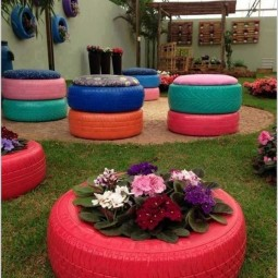 Smart ways to use old tires 3.jpg