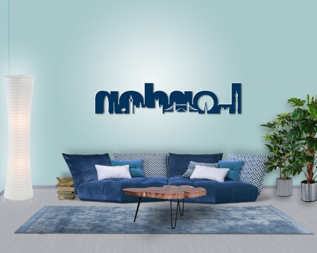 Kreative Wanddekorationsideen :) - nettetipps.de
