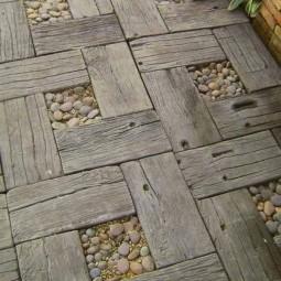 25 lovely diy garden pathway ideas 02.jpg