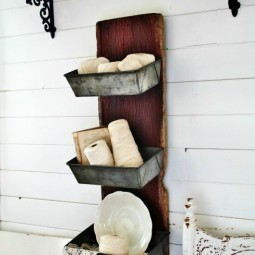 Barn wood and bread loaf pans wall bins.jpg