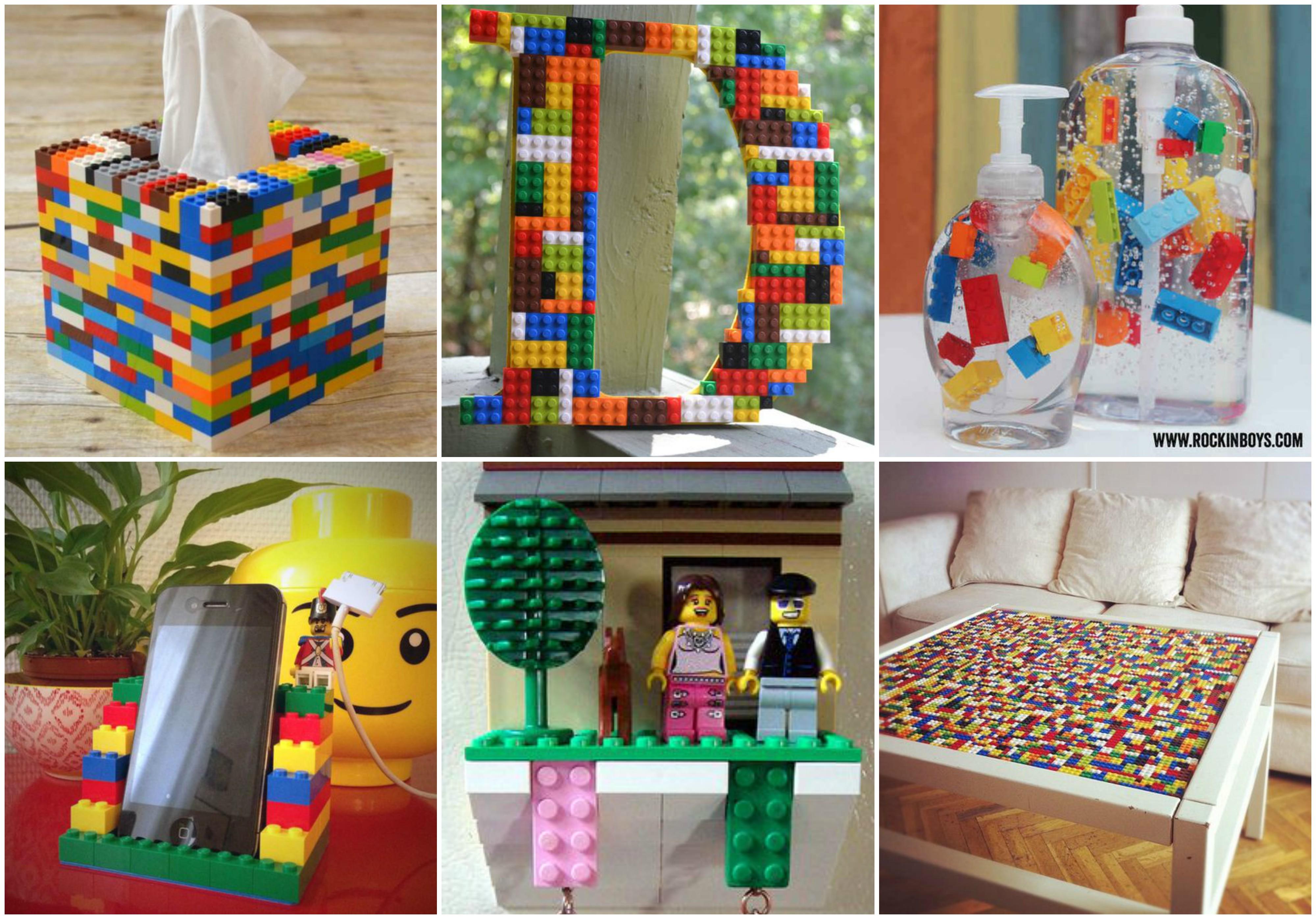 20 coole lego bastelideen - Pinterest bastelideen ...