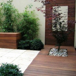 Decorate outdoor space with wooden tiles 13.jpg