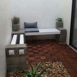 Decorate outdoor space with wooden tiles 16 2.jpg