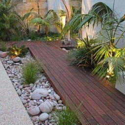 Decorate outdoor space with wooden tiles 2.jpg