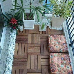 Decorate outdoor space with wooden tiles 5.jpg