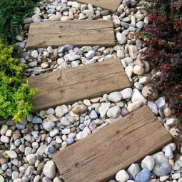 Decorate outdoor space with wooden tiles 6.jpg