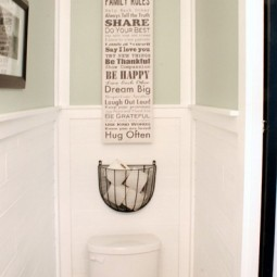 Aufbewahrung Ideen Fürs Toilettenpapier Nettetippsde