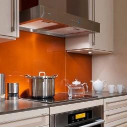 mit orange gem tliche wohnung gestalten. Black Bedroom Furniture Sets. Home Design Ideas