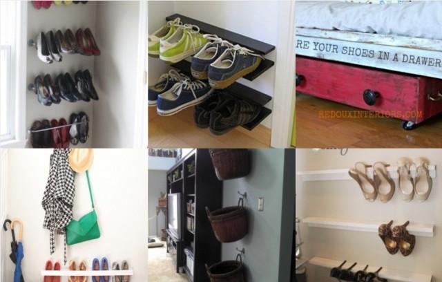Schuhe Organisieren Nettetipps De