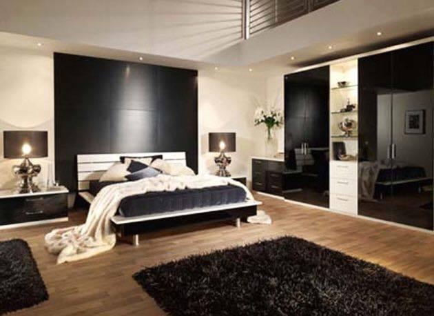 Wandfarbe Schwarz – die besten Ideen für dunkle Wände - nettetipps.de