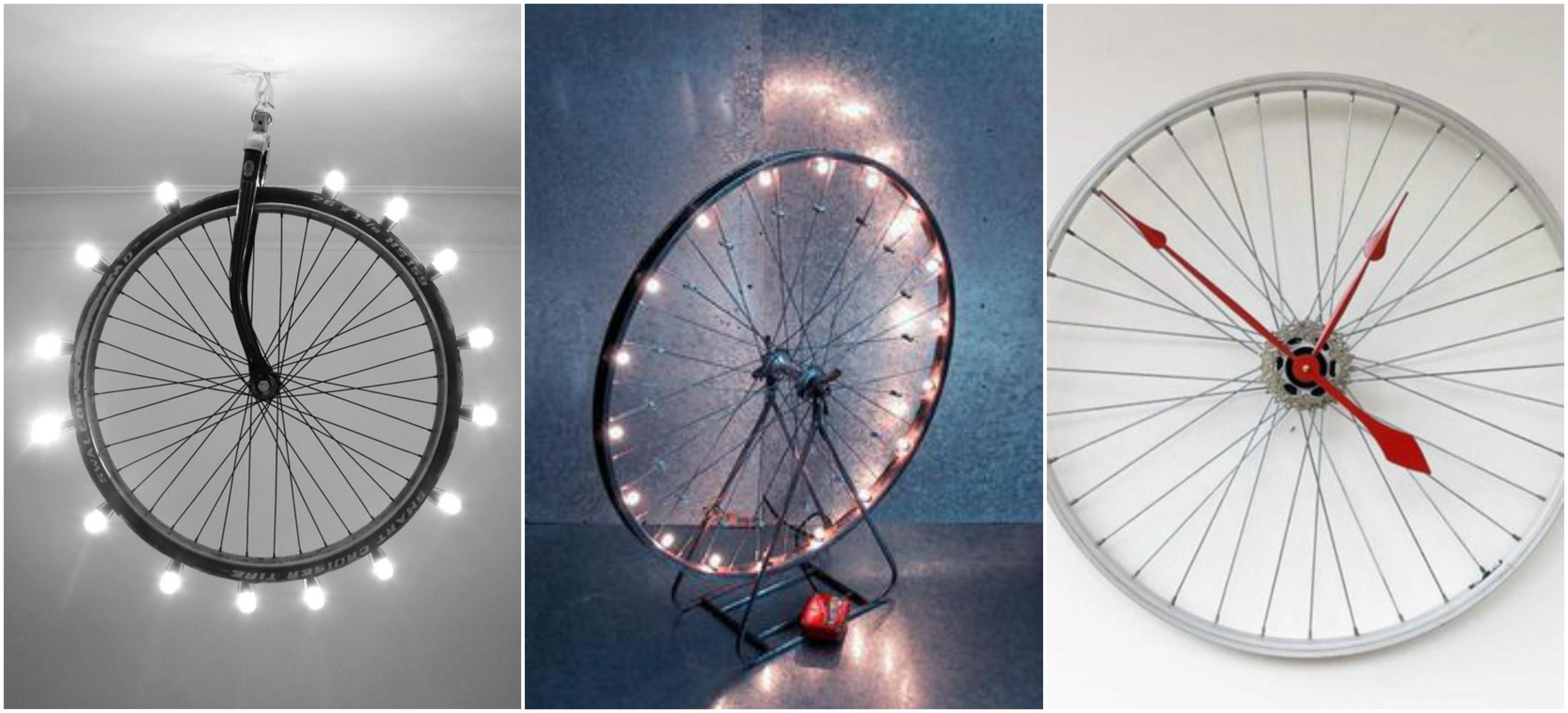 10 upcycling ideen mit fahrradteilen. Black Bedroom Furniture Sets. Home Design Ideas
