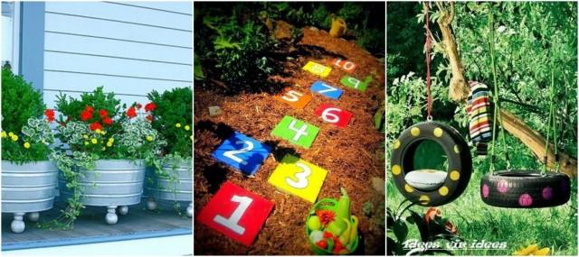 Schöne Ideen für euren Garten :) - nettetipps.de