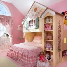 Fairy tale girl bedroom woohome 2.jpg