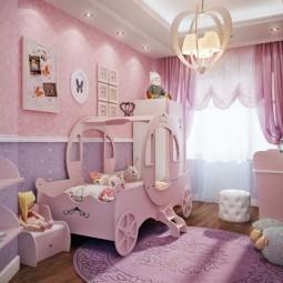 Fairy tale girl bedroom woohome 3.jpg