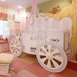 Fairy tale girl bedroom woohome 8.jpg