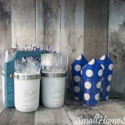 Mason jar utensil caddy.jpg