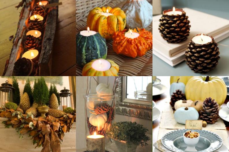 Traumhafte Herbst-Deko Zum Selber Machen
