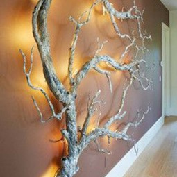 Wall tree decorating ideas woohome 2.jpg