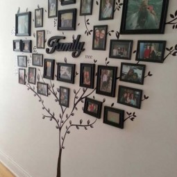 Wall tree decorating ideas woohome 5.jpg
