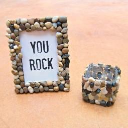 01 diy home decor ideas pebbles river rocks homebnc.jpg